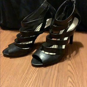 A.N.A strapping heels